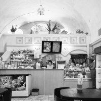 Кафе в Кремле города Ростова Великий, Ярославской области :: Алексадр Мякшин