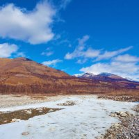 Весна в Восточном Саяне :: Анатолий Иргл