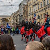 Всадники :: Valerii Ivanov