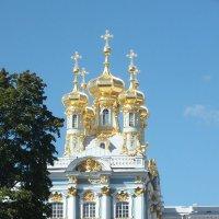 г. Пушкин. Фрагмент дворца. :: Валерий Подорожный