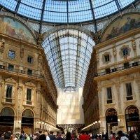 Галерея в Милане :: Илья Бурцев