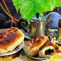 А мы тут пирогами со щавелем балуемся..:) :: Андрей Заломленков