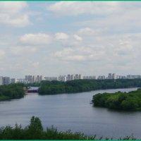 Вид на Москва-реку... :: Николай Дони