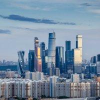 Москва-сити :: Наталия