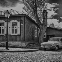 картинка из прошлого :: Константин Нестеров