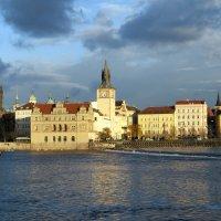 Вечерняя Прага :: Tatiana Neko