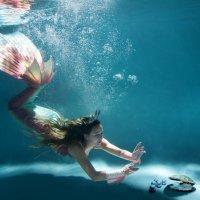 Королева морских глубин :: Марина Благодатская