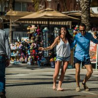 танцы на улице :: sergio tachini