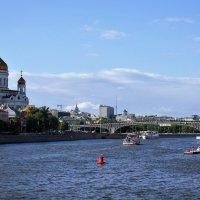 Любуясь красотою столицы! :: Лара ***