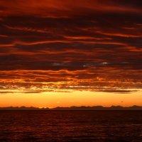 пылающий закат :: PorshE