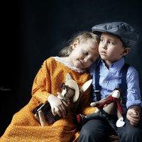 Мечтать интересней вместе :: Ксения Базарова