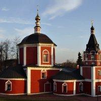 Суздальские храмы -2 :: Николай Рогаткин