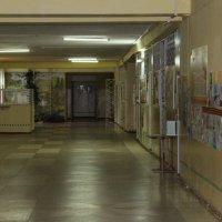 В гимназии тихо... :: Марина Белоусова