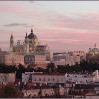 Мадрид. Вечер. :: Николай Панов