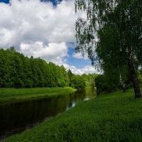 река Истра :: Андрей Батранин