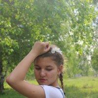 Однажды в лесу :: Анастасия Рябкова