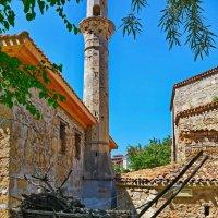 мечеть Джума-Джами (XVII в.) :: Андрей Козлов