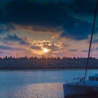 закат :: Адик Гольдфарб