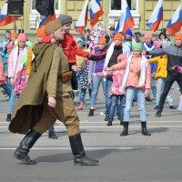 Этот День Победы (этюд 22) :: Константин Жирнов