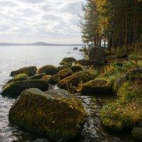 Каменистый берег :: vladimir Bormotov