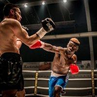 Опасный танец на ринге :: Konstantin Rohn