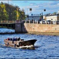 ТРИ ДНЯ В ПЕТЕРБУРГЕ :: Валерий Викторович РОГАНОВ-АРЫССКИЙ