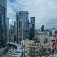 Вот такая геометрия новых зданий! (Торонто, Канада) :: Юрий Поляков