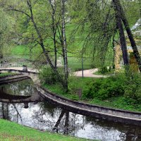 Уголки парка в Павловске :: Валерий Подорожный
