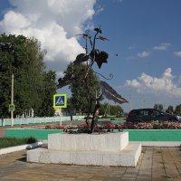 Памятник Огурцу. Черкассы.  Липецкая область :: MILAV V