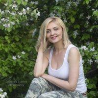 девушка с обложки :: Людмила Лосева