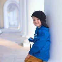 Юный фотограф. Начало. :: Сергей Наумов