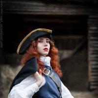 Юная революционерка (Утена) Модель Лина :: Сергей Иванов