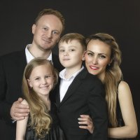 Красивая семья :: Ануш Хоцанян