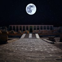 ночь в музее :: Адель