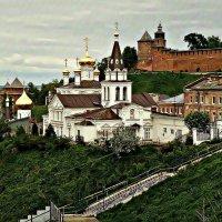 Духовные бастионы... :: Андрей Головкин