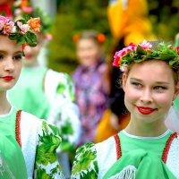 Девчушки :: Альберт Ханбиков