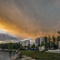 Краски июньского заката (3) :: Pavel Kravchenko