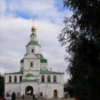 ц. Святых Отцов 7 вселенских соборов (1555-1560 годы) :: Анна Воробьева