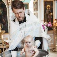 Крещение Максика :: Андрей Молчанов