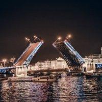 развод моста :: Viktor Marvel