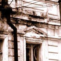 Никому не нужное окно :: Marina Bernackaya Бернацкая