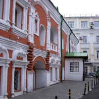 Палаты Сверчковых XVI-XVII веков :: Анна Воробьева