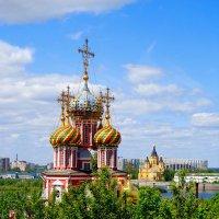 два самых красивых собора Нижнего :: Наталья Сазонова