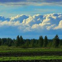 А где-то горы... :: Анатолий Фирстов