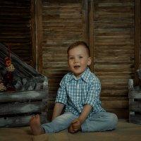 Детское счастье :: Дмитрий Шилин