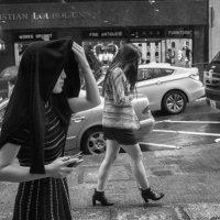 rain in Hong Kong :: Sofia Rakitskaia