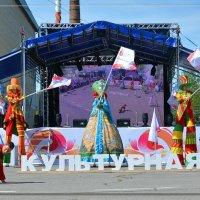 Культурная олимпиада 2017 :: Олег Меркулов