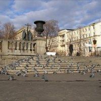 На Славянской площади :: Анна Воробьева