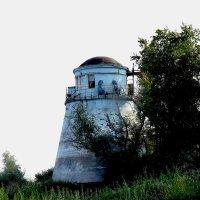 Маяк на Волге :: Михаил Шабанов