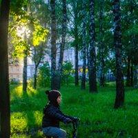 На колёсах и пешком :: Микто (Mikto) Михаил Носков
